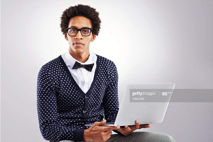 Black-Blogger