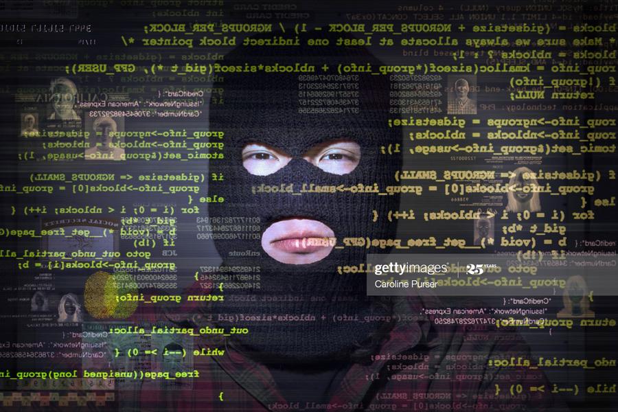 Hacker-Masked
