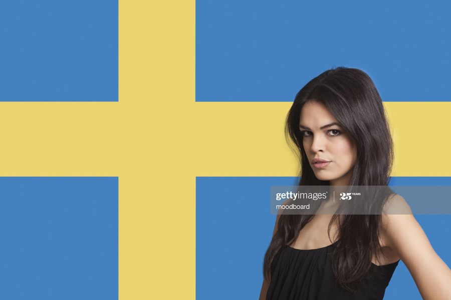 Sweden-Woman
