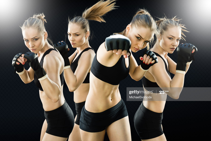 Women Fighter