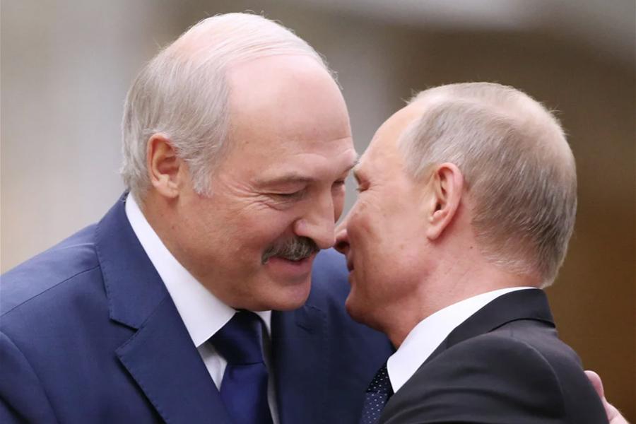 О смертельно опасной ошибке Владимира Путина Grasp