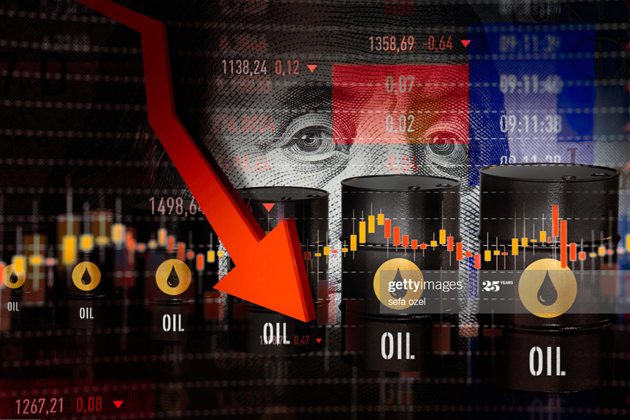 Oil Prices Moving Down