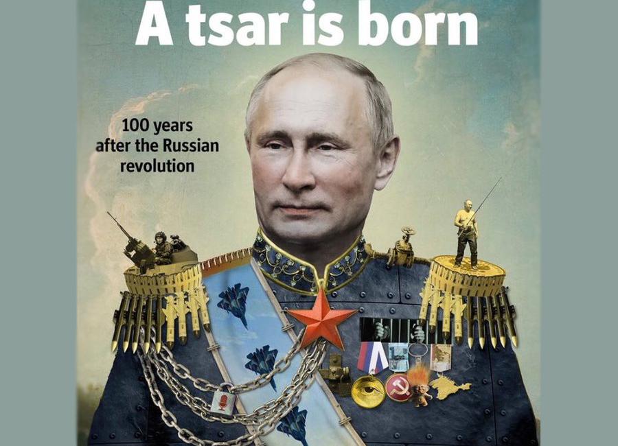 Putin-Tsar