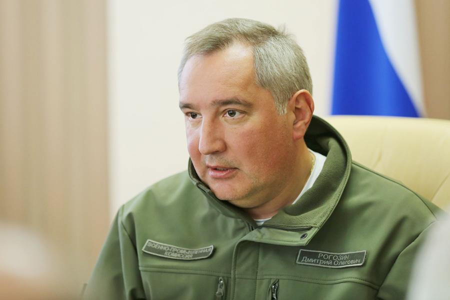 О шоковой терапии от Рогозина Rogozin
