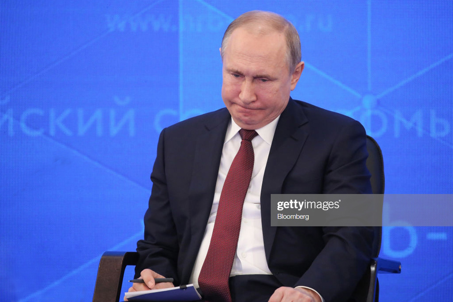 Putin-Confuse