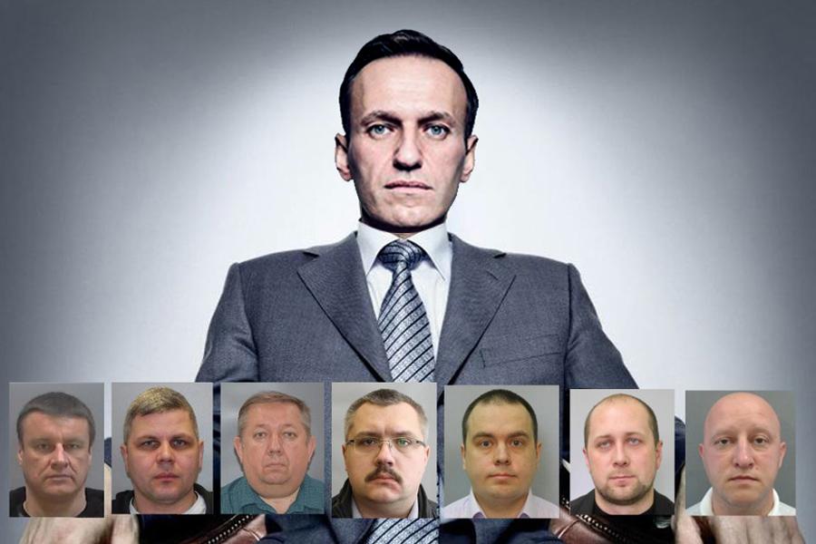 Putin-Navalny