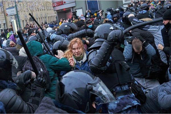 О генеральной репетиции общероссийской революции