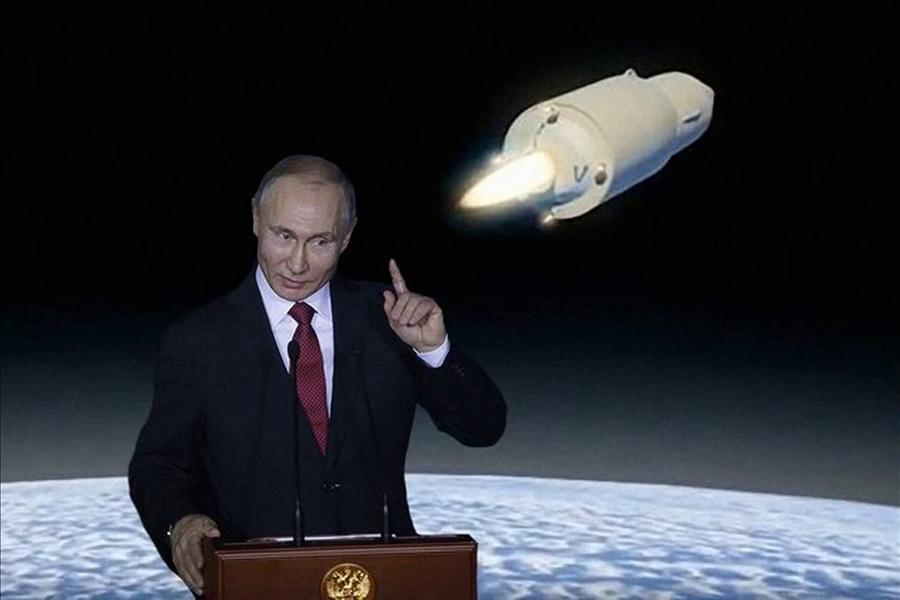 Avangard-Putin
