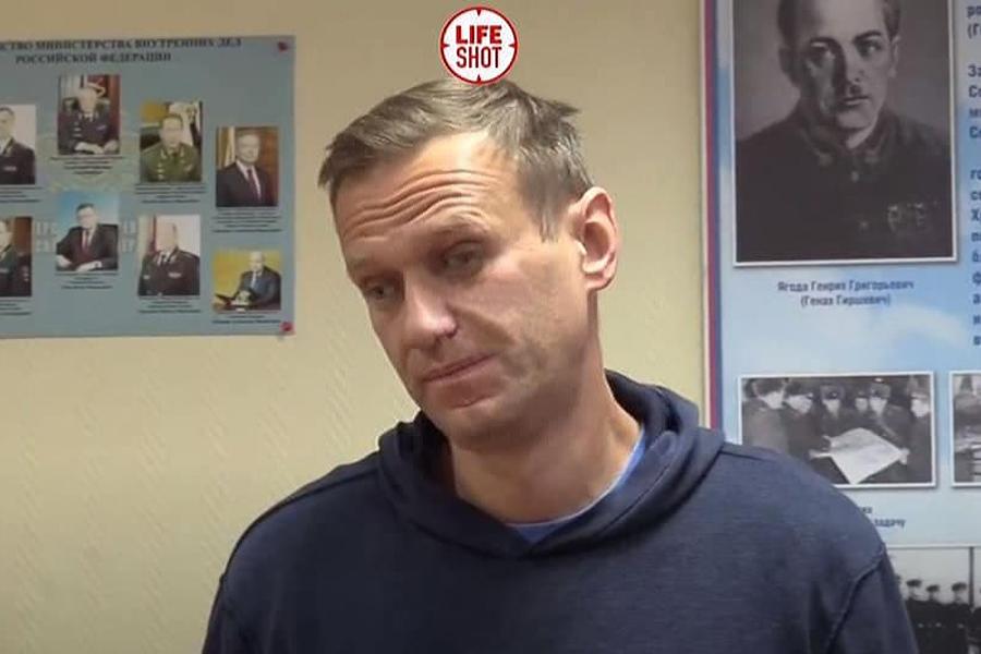 О самосбывшемся пророчестве Навального Nav-Yag
