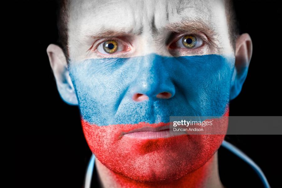 Rus-Flag-Face
