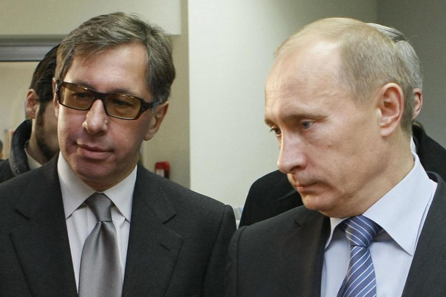 Aven-Putin