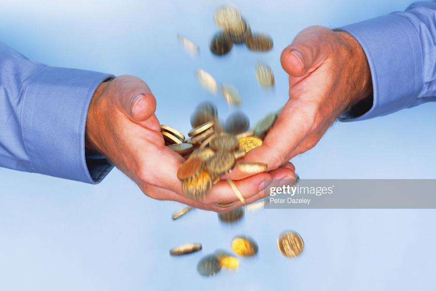 Coins-Hands