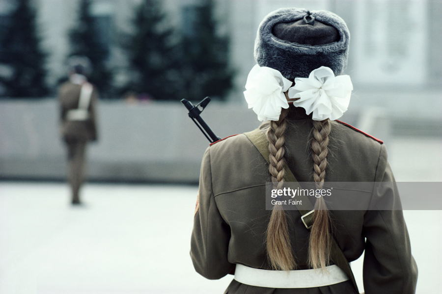 Girl-Honor-Guards