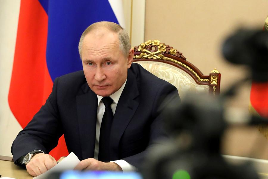 Sad-Putin