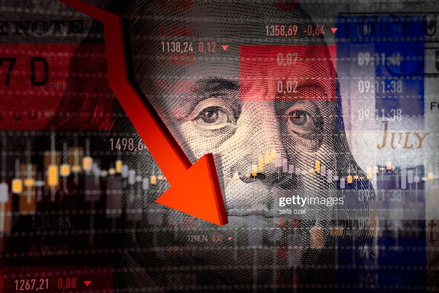 Dollar-Fall
