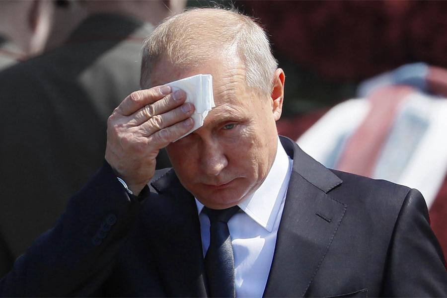 Putin-Hot
