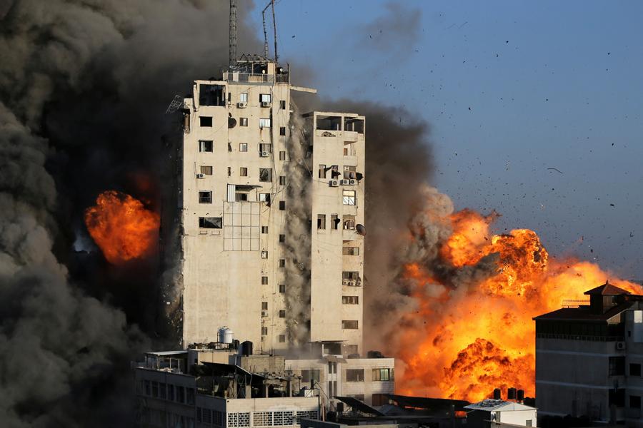 Israel-palestinians-1