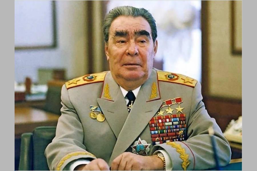 Marshal-Brezhnev