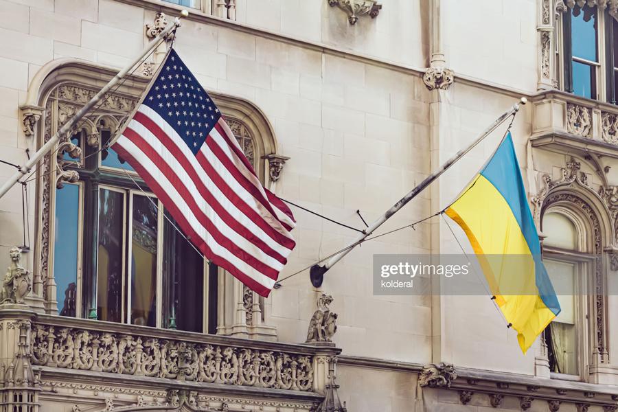 USA and Ukraine