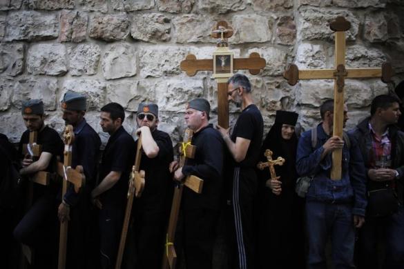 CrossJerusalem