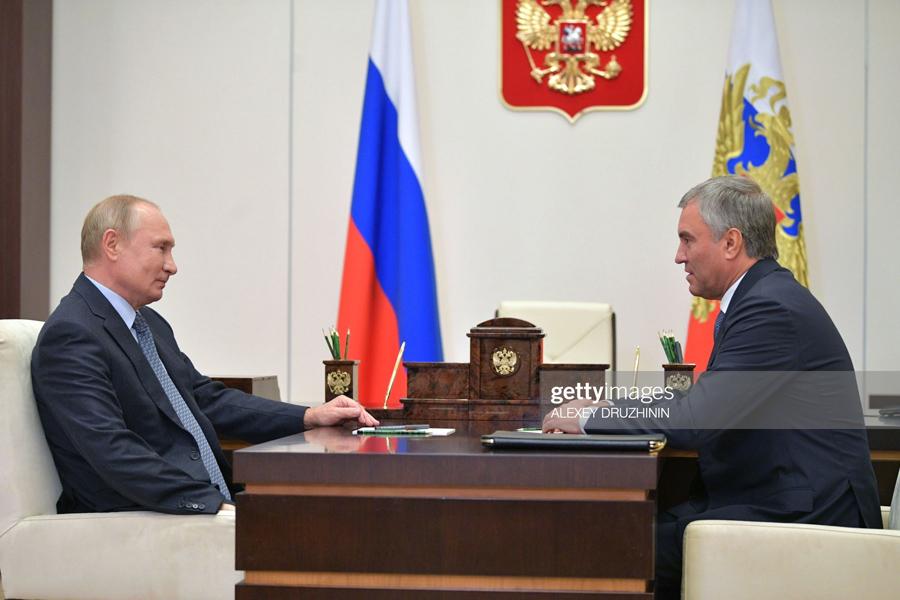 Volodin-Putin