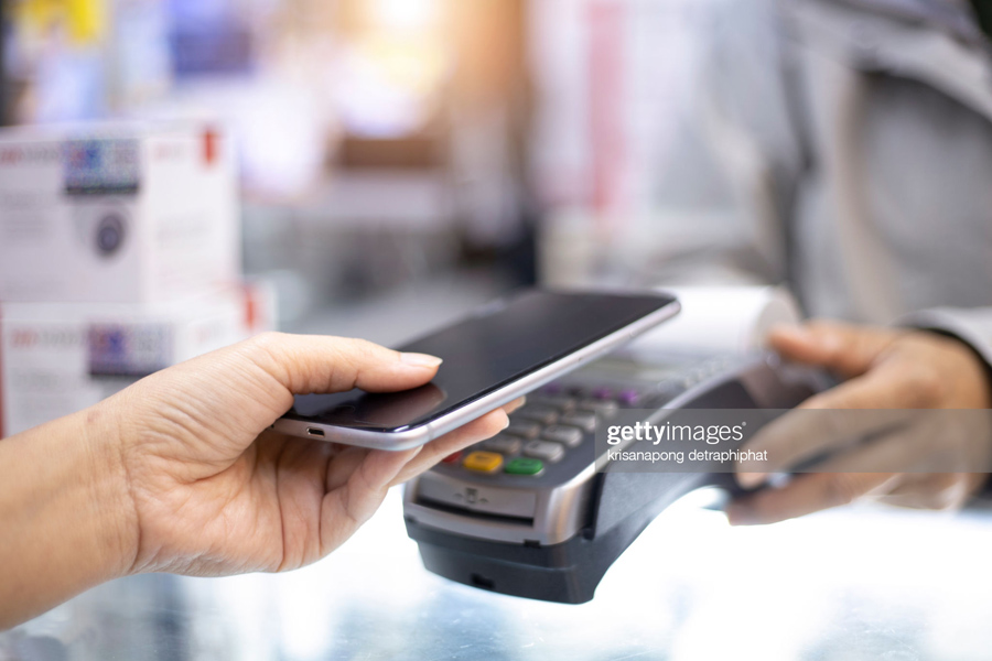 Smartphone-Pay