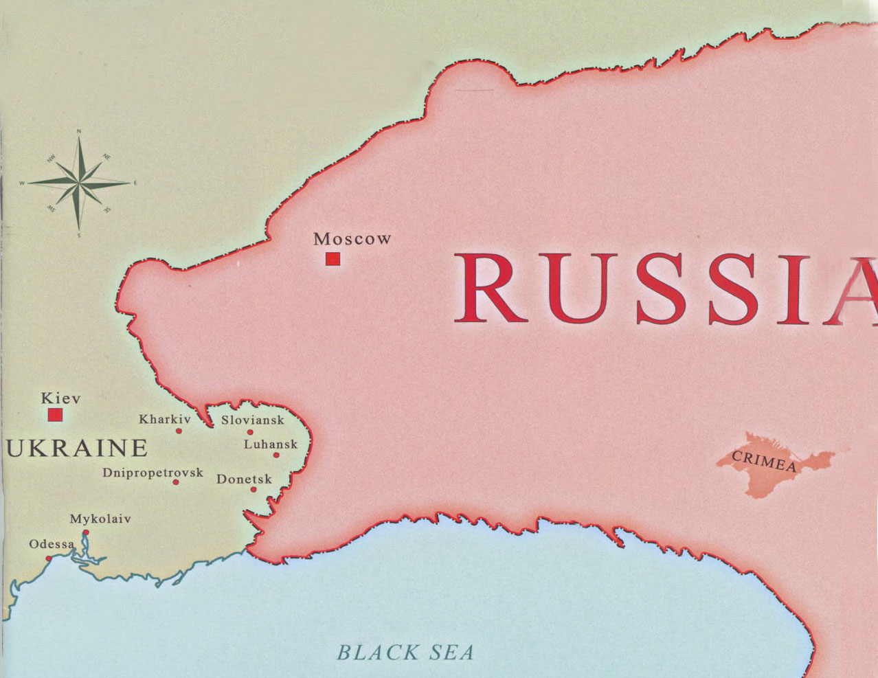 Bear-Russia