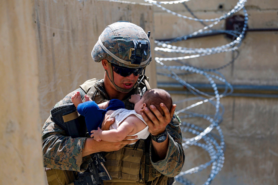 Evacuation-Afghan