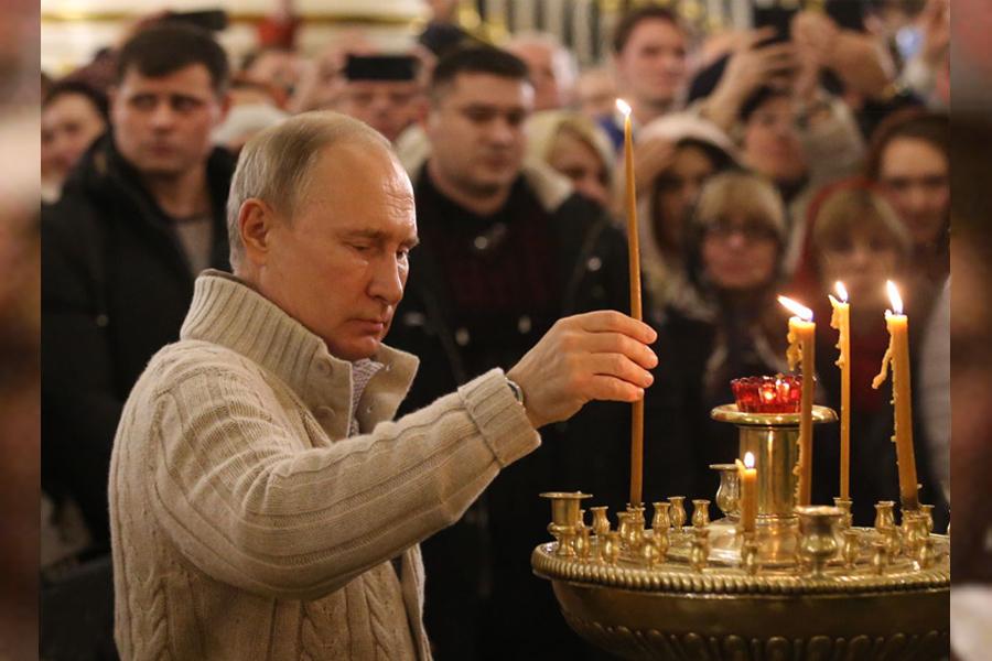 Church-Putin