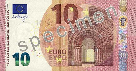 NEW €10