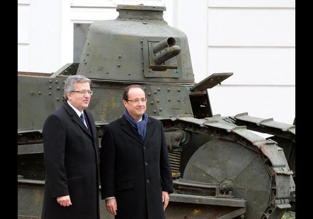 Hollande-Tank