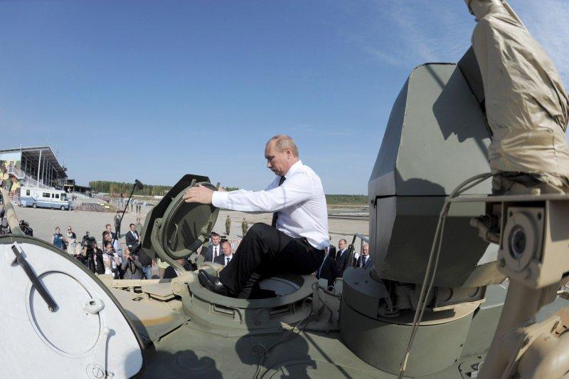 Putin-Tank