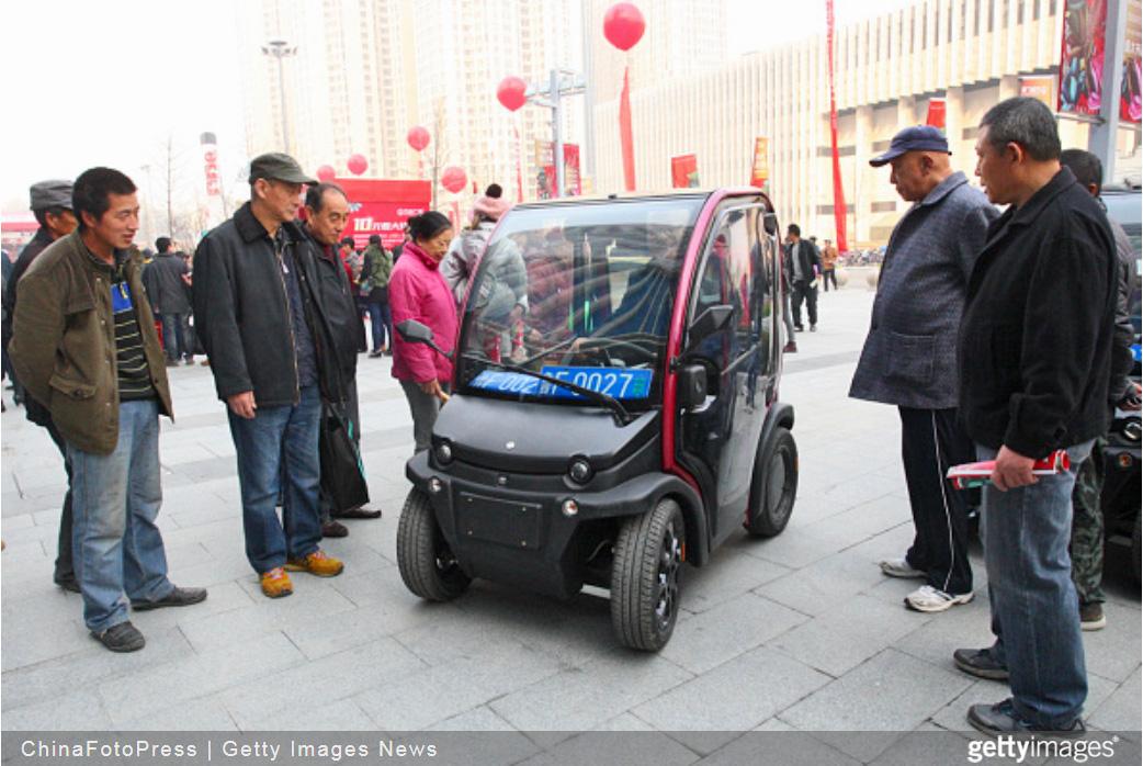 ChinaElectroCar