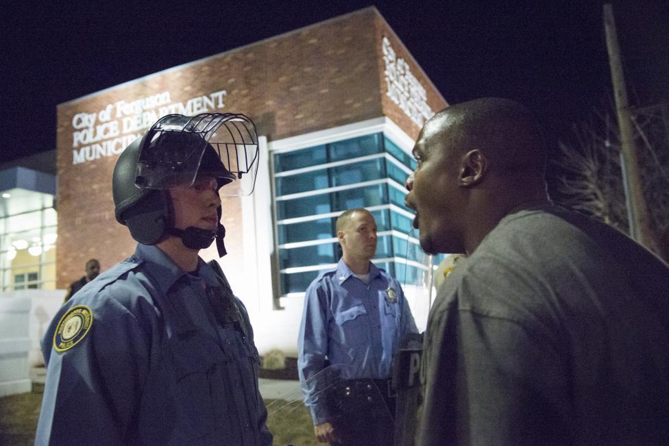 FergusonProtester2