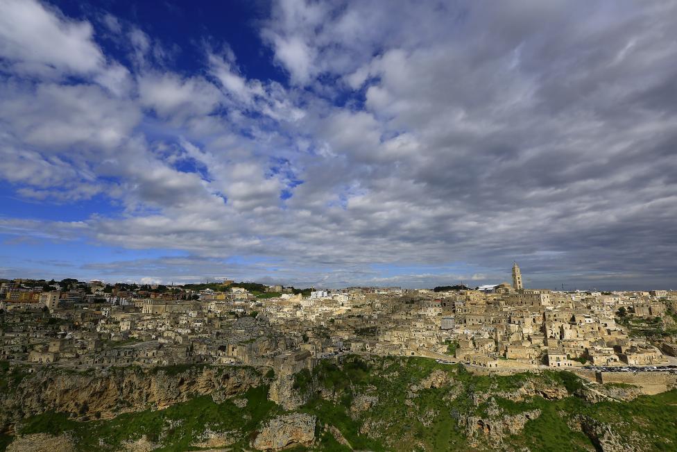Sassi limestone