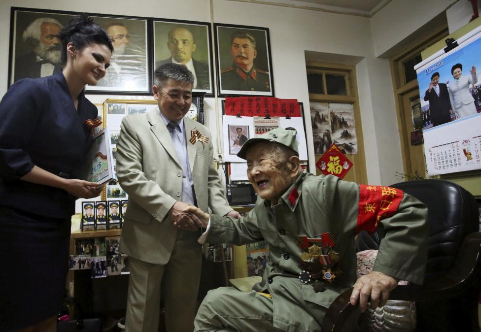 Chinese veteran