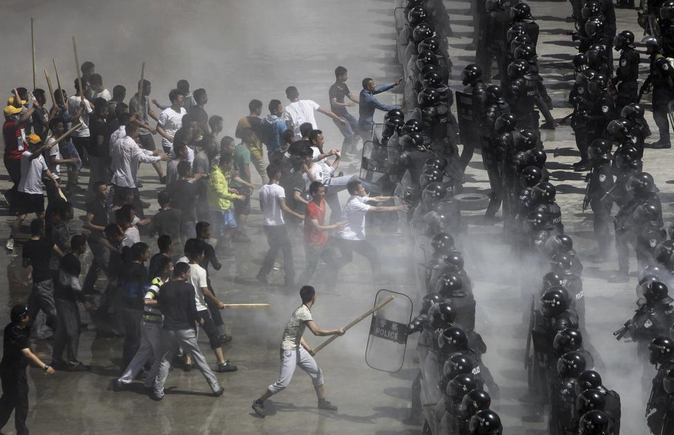 BeijingRiots