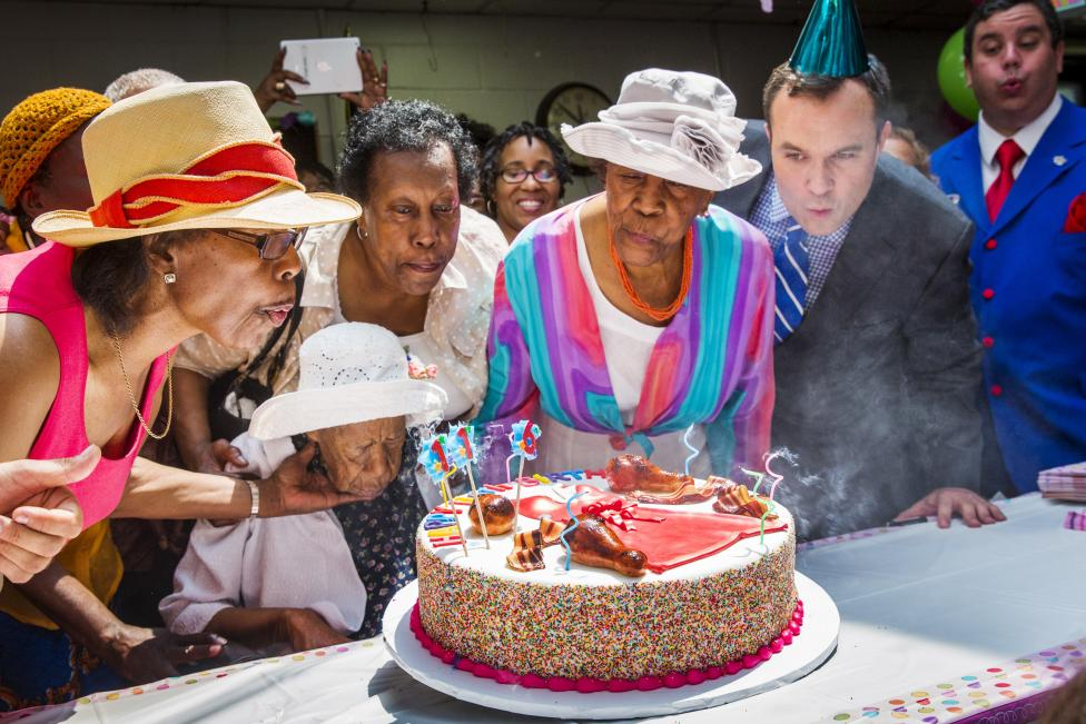 116th birthday 1