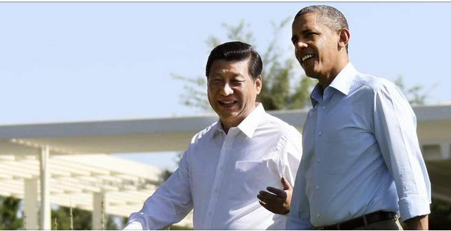 Xi-Obama
