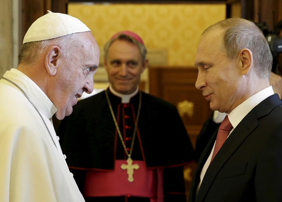 PopePutin