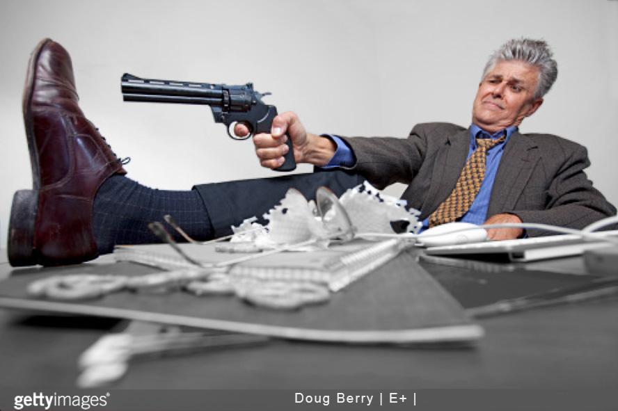Self-Gun