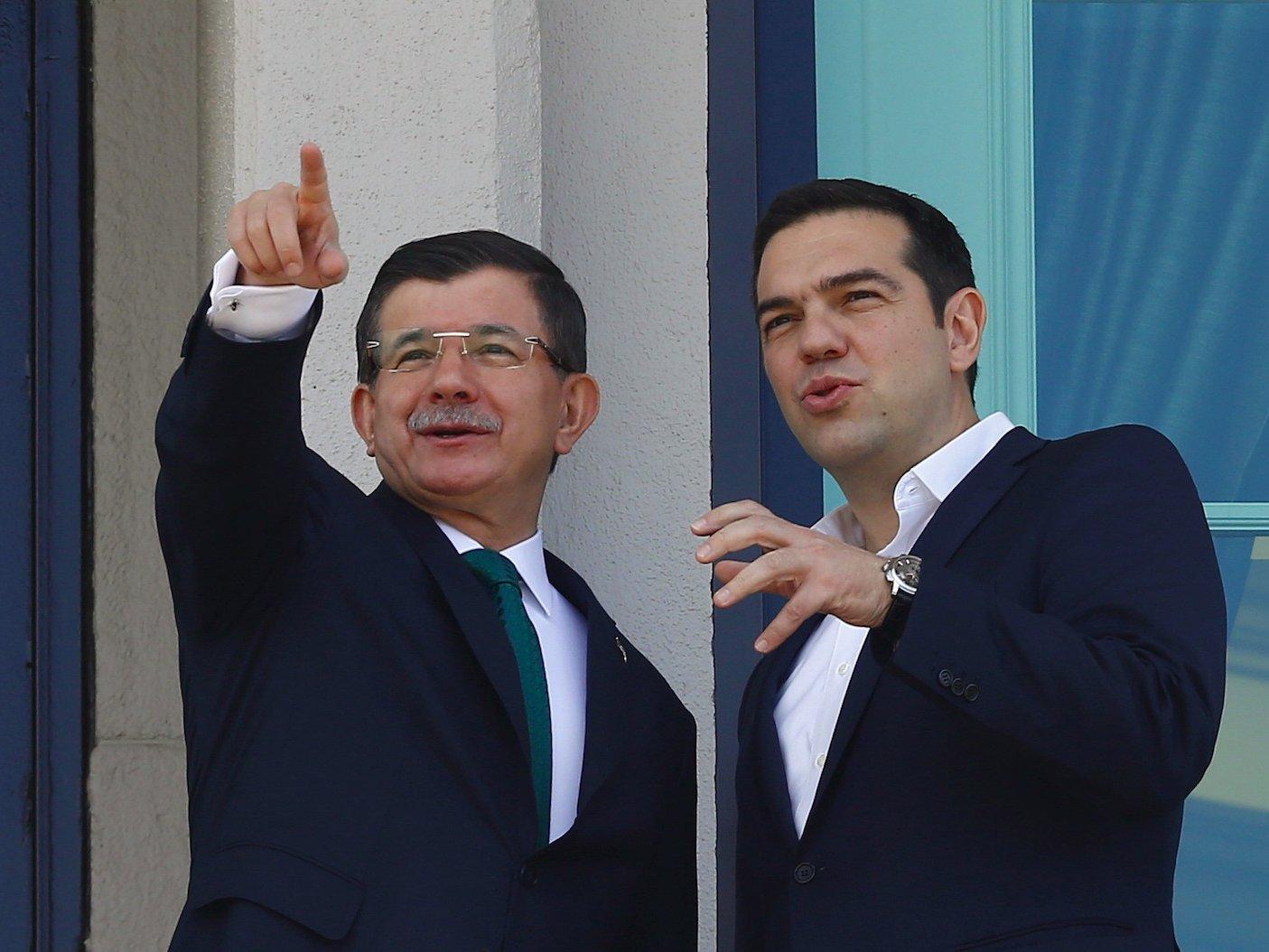 davutoglu- tsipras