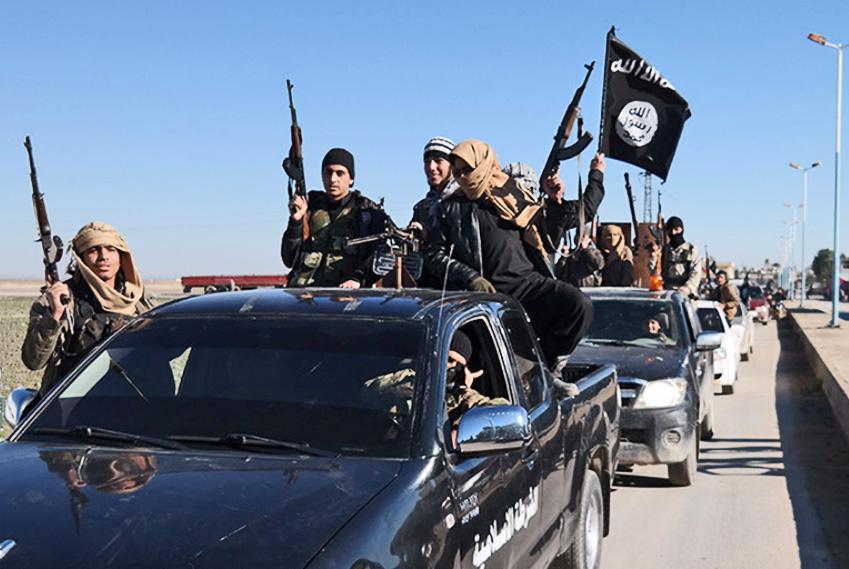 ISIS-Rebels