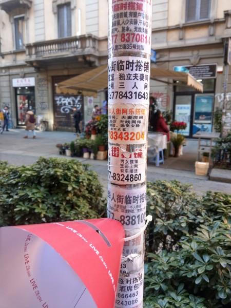Чайнатаун в Милане