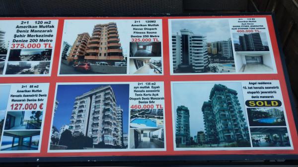 Недвижимость Турции. Знакомство с ценами