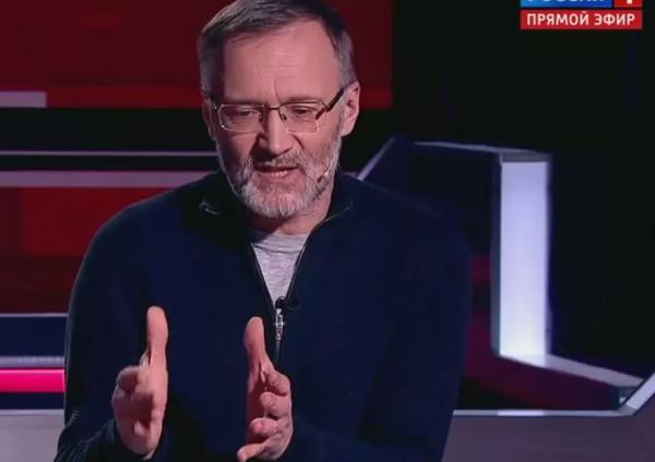 Политолог Сергей Михеев - не только тупой, но и глупый. Вирусный фашизм со