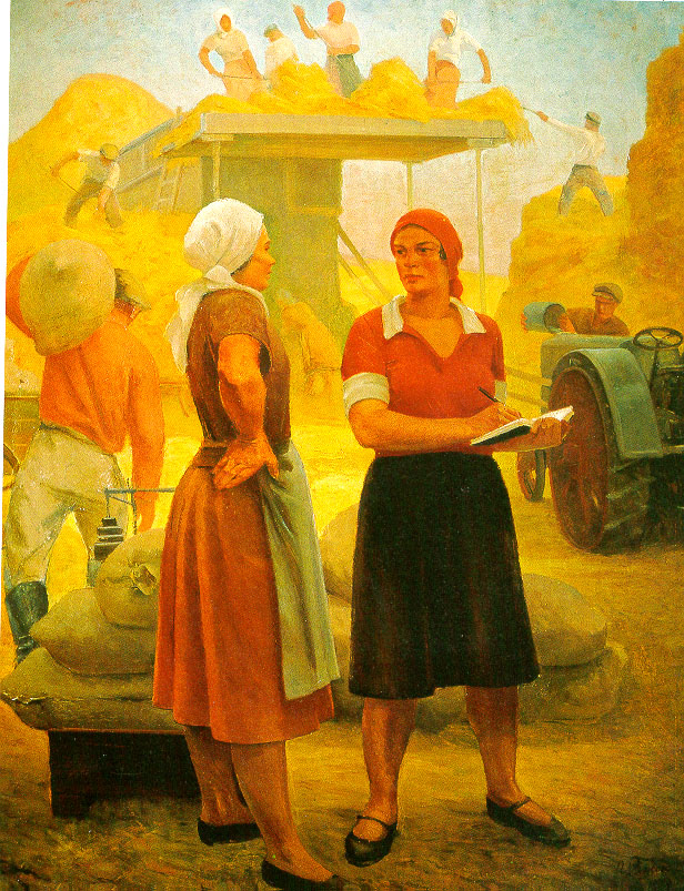 17-Soviet-Ryazhsky-Collective-Farm-Team-Leader-1932