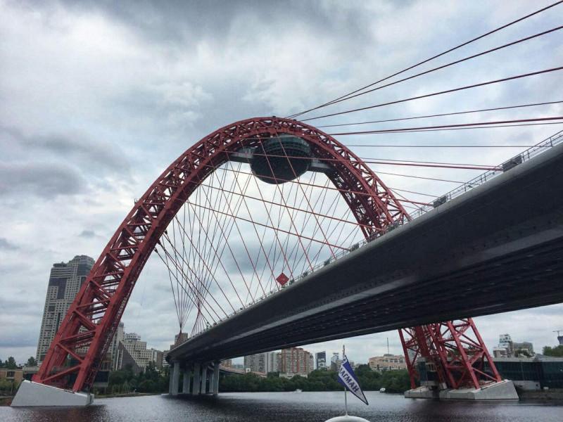 Живописный мост, Крылатское