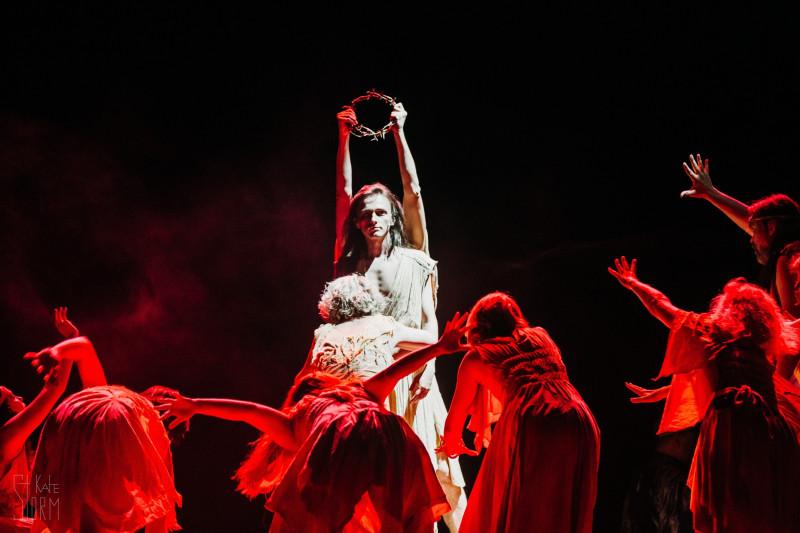 "Рок-опера ""Иисус Христос - суперзвезда"", автор фото - Екатерина Кудряшова"