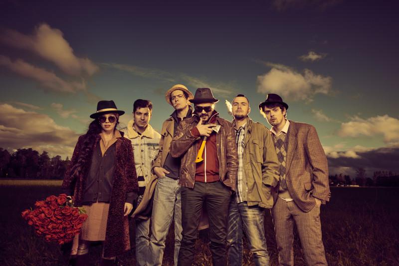Группа The Hatters